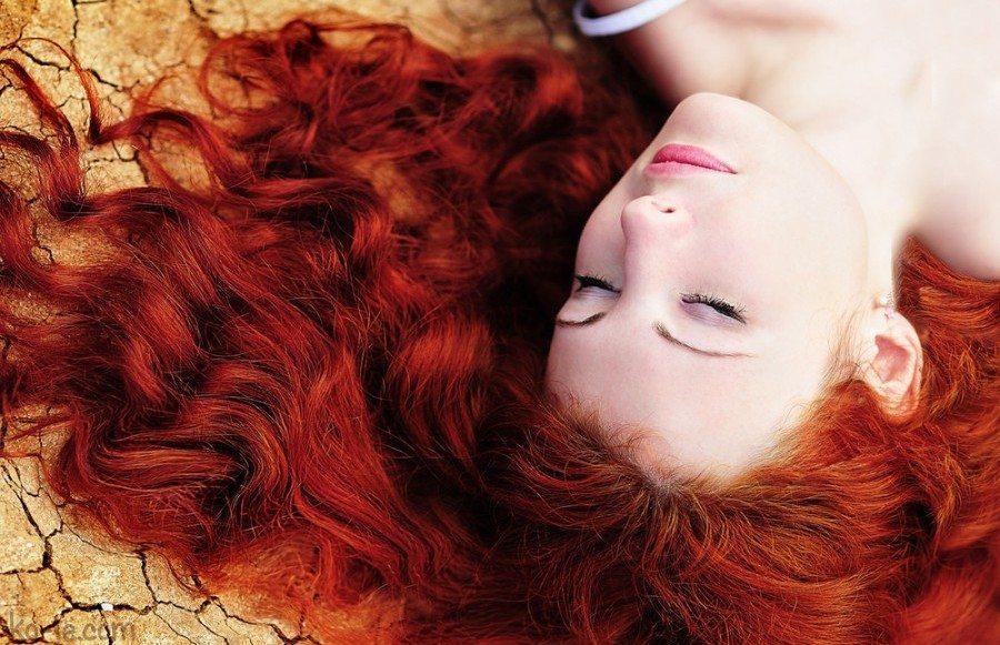 Hjemmelavet hårkur: Jordbær og æg